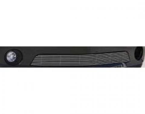 Camaro Grille, Phantom, For V6 Cars, Lower, 2010-2013