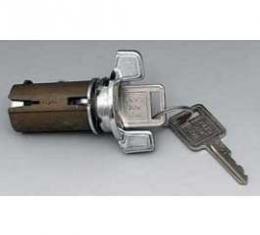 Camaro Ignition Lock, With Original Style Keys, 1969-1978