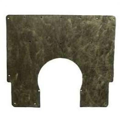 Camaro Hood Insulation Pad, Cowl Induction, 1967-1969
