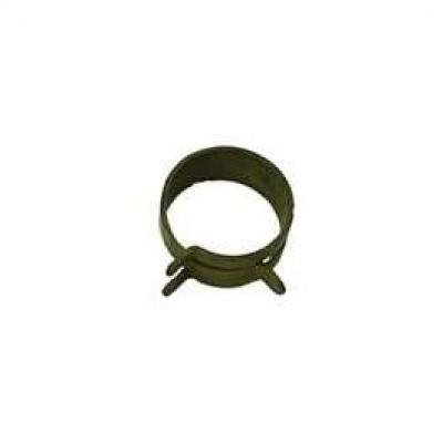 Camaro Fuel Hose Clamp, 3/8, Pinch Style, Green, 1967-1980
