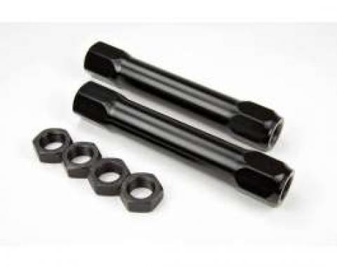 Camaro Improved Handling Billet Aluminum Tie Rod Sleeves,1967-1969