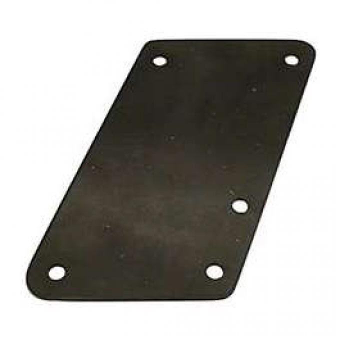 Camaro Transistor Ignition Amplifier Mounting Plate, 1969