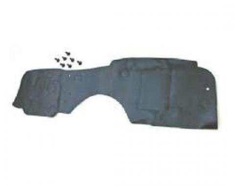 Camaro Firewall Pad, Without Air Conditioning, 1970-1981