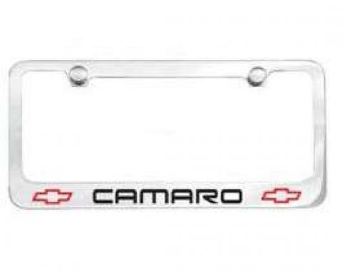 Camaro License Plate Frame