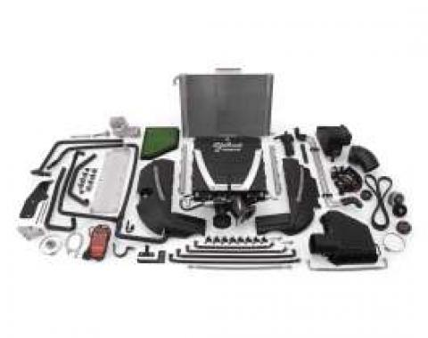Edelbrock 2010-2014 Camaro E-Force Street Supercharger Kit, With Manual Transmission