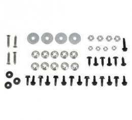 Camaro Console Hardware Kit, 1968-1969