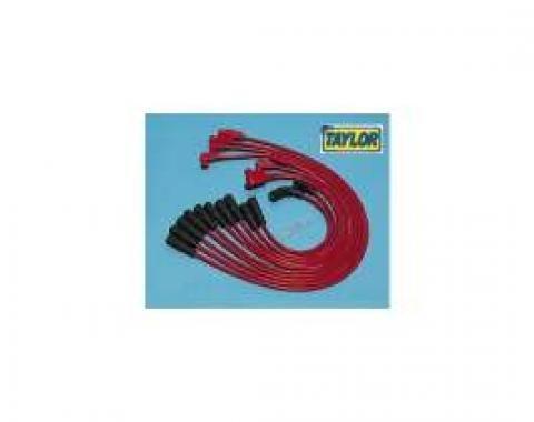 Camaro Spark Plug Wires, Spiro-Pro, Taylor, LT1 or LT4, 1993-1997
