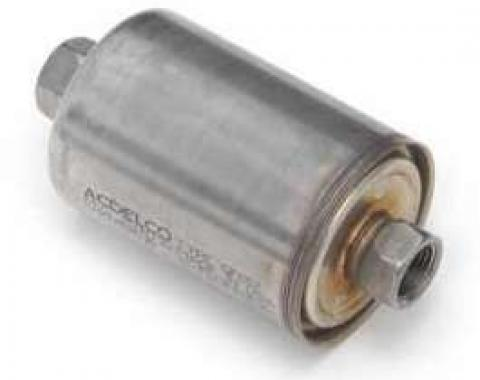 Camaro Gas Filter, For Cars With Fuel Injection, ACDelco, 1985-1992