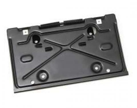 Camaro License Plate Bracket, Rear, 1970-1977