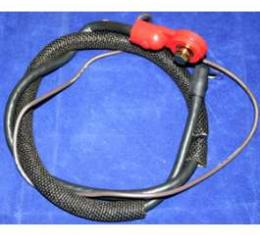 Camaro Battery Cable, Positive, Side Terminal, V8, 1970