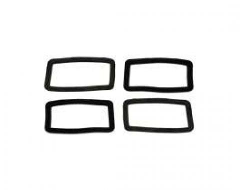 Camaro Side Marker Light Lens Gasket Set, 1968