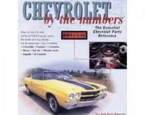 1970-1975 Chevrolet By The Numbers Book