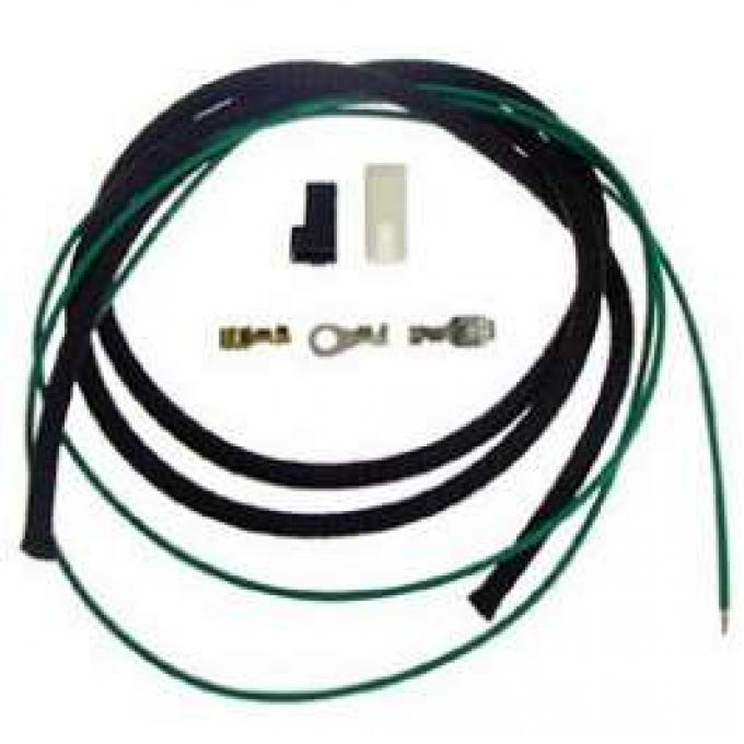 Camaro Coolant Temperature Sending Unit Wiring Harness Kit,1967-1969