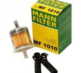 Camaro In-Line Replacement Fuel Filter, MANN, 1967