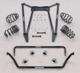 Camaro Suspension System, Hotchkis, Track Pack, Coupe, 2010-2013