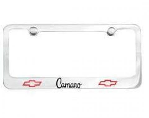 Camaro License Plate Frame,1970-1974