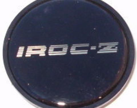 Camaro Wheel Center Cap Emblem, Iroc-Z, 1985-1987