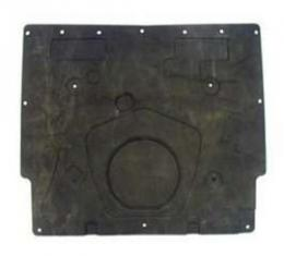 Camaro Hood Insulation Pad, Molded, For Cars With Super Sport Or Standard Hoods, 1967-1969