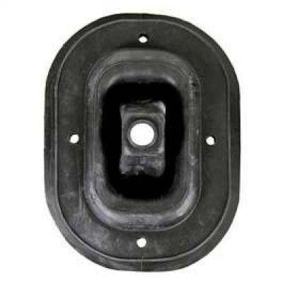 Camaro Shifter Boot, Manual Transmission, For Cars With Or Without Console, 4-Speed, 1969