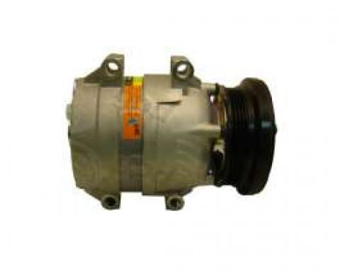 Camaro Air Conditioning Compressor, New, V8, 1998-2002