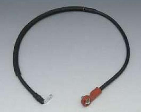 Camaro Battery Cable, Positive, V8, 1972-1978