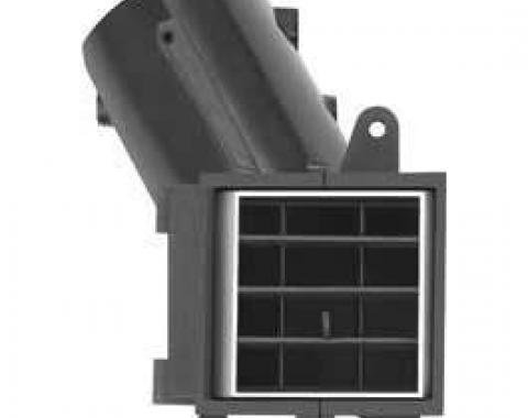 Camaro Dash Vent, Right, For Cars With Air Conditioning, 1970-1981