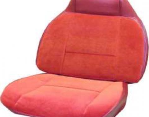 PUI 1980-1981 Chevrolet Camaro Rear Seat Covers, Coupe 80DSCC