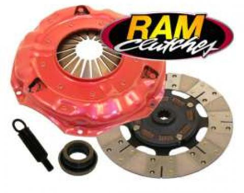Camaro Clutch Kit, Ram Powergrip,11,1967-1970