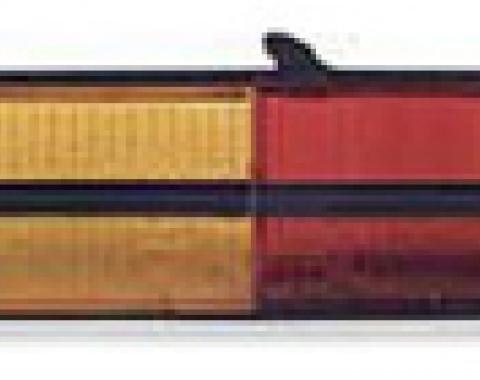 Camaro Tail Lamp Lens Right, Z28, 1978-1981