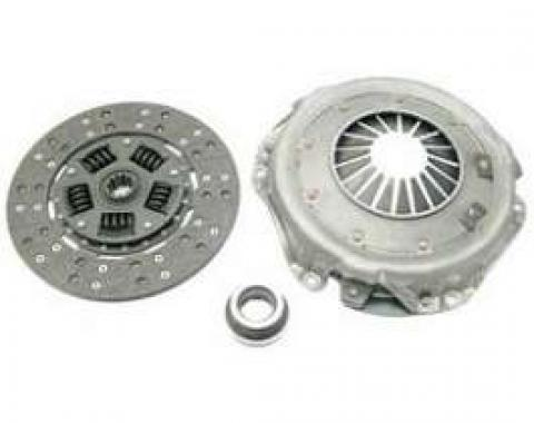 Camaro Clutch Kit, Small Block, 10.4, 1967-1969