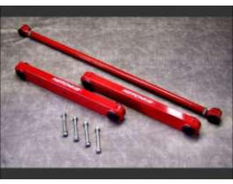 Camaro Suspension Package, Hotchkis, Rear, Red, 1982-2002