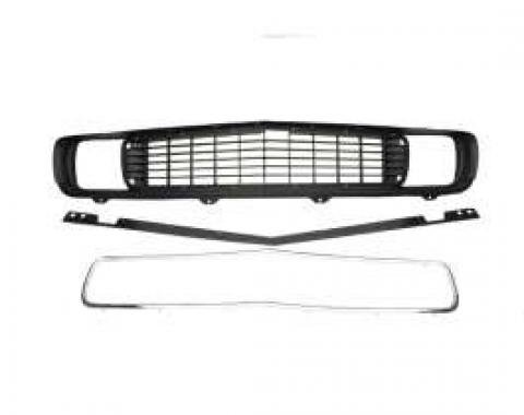 Camaro Grille Kit, Rally Sport (RS), 1969