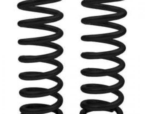 Camaro Coil Over Springs, Front, Big Block, 1967-1969