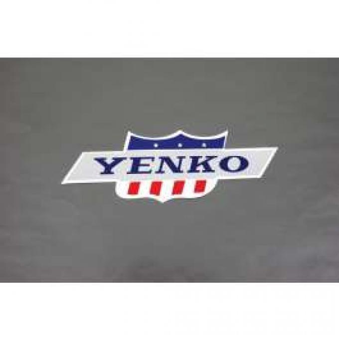 Camaro Valve Cover Decal, Yenko, 1967-1969