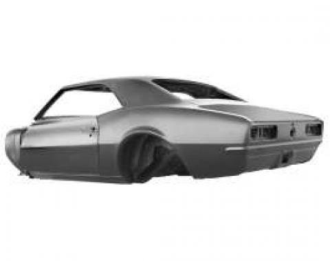 Camaro Coupe Body, Pre-Welded, For Cars With Heater Delete,1967