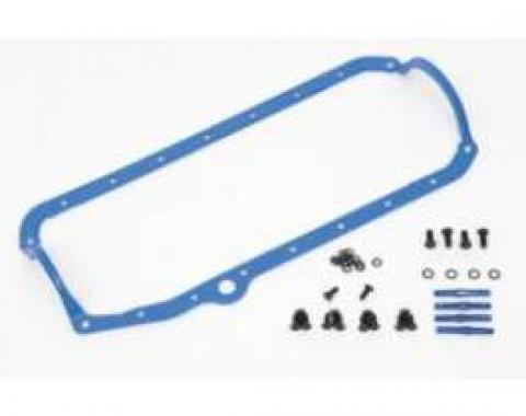Camaro Engine Oil Pan Gasket, Small Block, One-Piece, 1967-1974