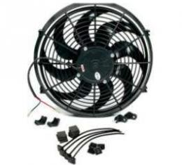 Camaro Electric Cooling Fan, 14, 1967-2002