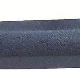 Camaro Pillar Post Moldings Inner, Convertible, Dark Blue, 1969