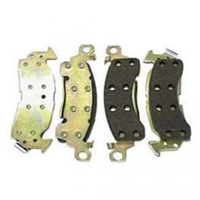 Camaro Disc Brake Pad Set, Front, 1969