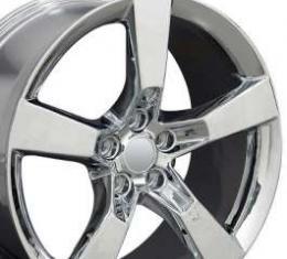 Camaro SS Style Chrome 20 X 9 Replica Wheel, 2010-2013