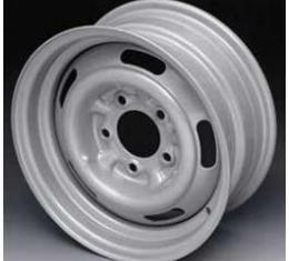 "Camaro Rally Wheel, 14"" x 6"", With 4"" Backspacing, 1970-1981"