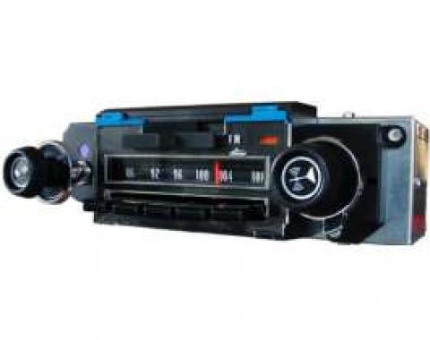 Camaro Radio, Reproduction, 1971-1976