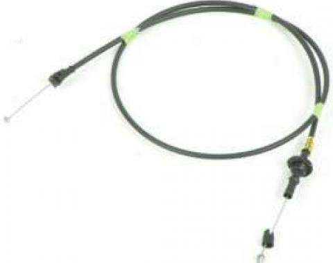 Camaro Accelerator Cable, V8, Without Traction Control, 2000-2002