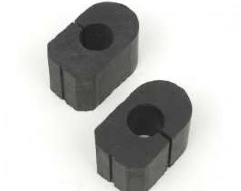 Camaro Anti-Sway Bar Frame Bushing Set, Front, For Cars With Stock 11/16 Bar & Tab Style Mounting Brackets, 1969
