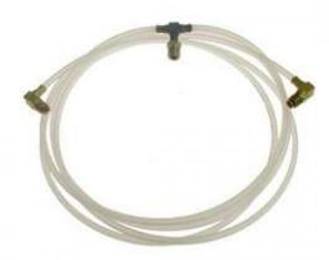 Camaro Convertible Power Top Hose Set, 1967-1969