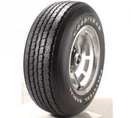 Camaro Tire, Goodyear, Polysteel Radial,P225-70R-15, Raised White Letters,1970-1981