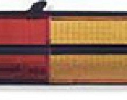 Camaro Tail Lamp Lens Left, Z28, 1978-1981