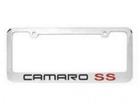 Camaro License Plate Frame, SS,1993-2002