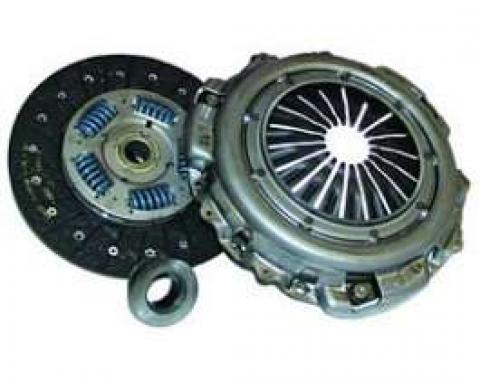 Camaro Clutch Kit, 350 & 396ci, 11, 1967-1969