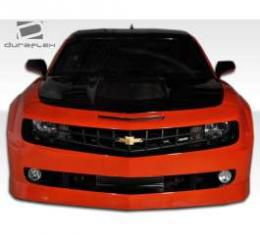 Camaro Duraflex Hot Wheels Hood, 1 Pc, Extreme Dimensions, 2010-2013